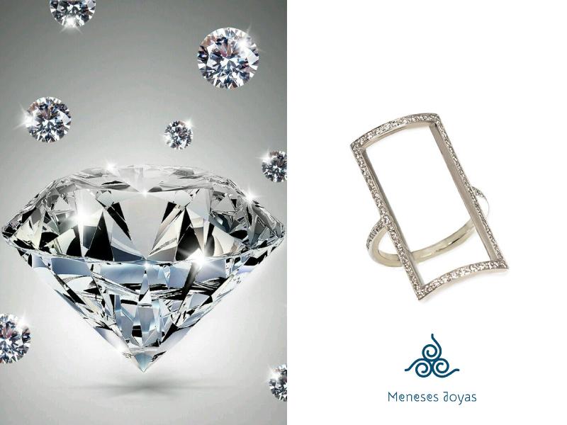 Diamante talla brillante